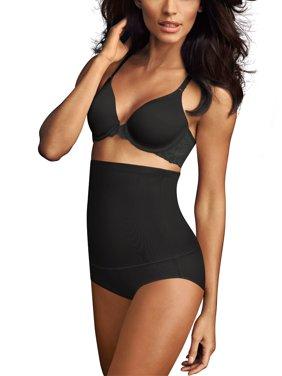 firm hi-waist brief shapewear