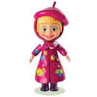 <p>Masha and the Bear – Snap 'N Fashion Painter Masha Dress Up Doll</p>