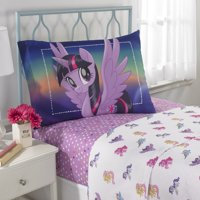 My Little Pony Twinkle Adventure Twin Sheet Set