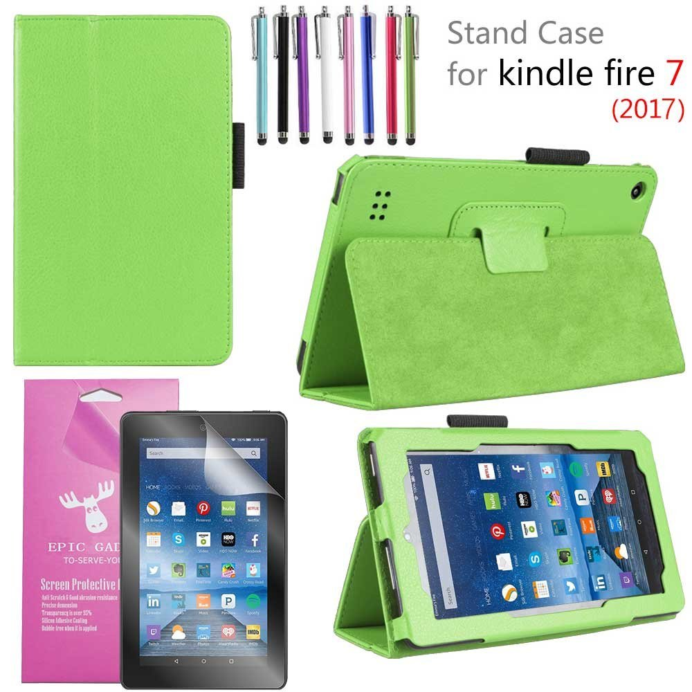 4th Generation Standing Protective Case for Fire HD 7 Cobalt