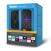 Roku Express HD - WITH 3 MONTHS FREE OF CBS ALL ACCESS ($29.97 VALUE)
