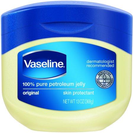 (2 pack) Vaseline Original Skin Protectant Petroleum Jelly, 13 oz