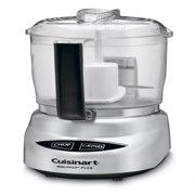Cuisinart Mini-Prep® Plus 4-Cup Food Chopper, Brushed Chrome