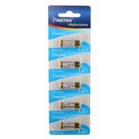 Insten Alkaline Battery - A23 23A 12V (5 PCS) 5-Count