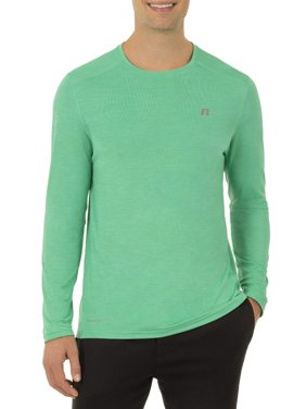 Big Men's Performance Long Sleeve Tee