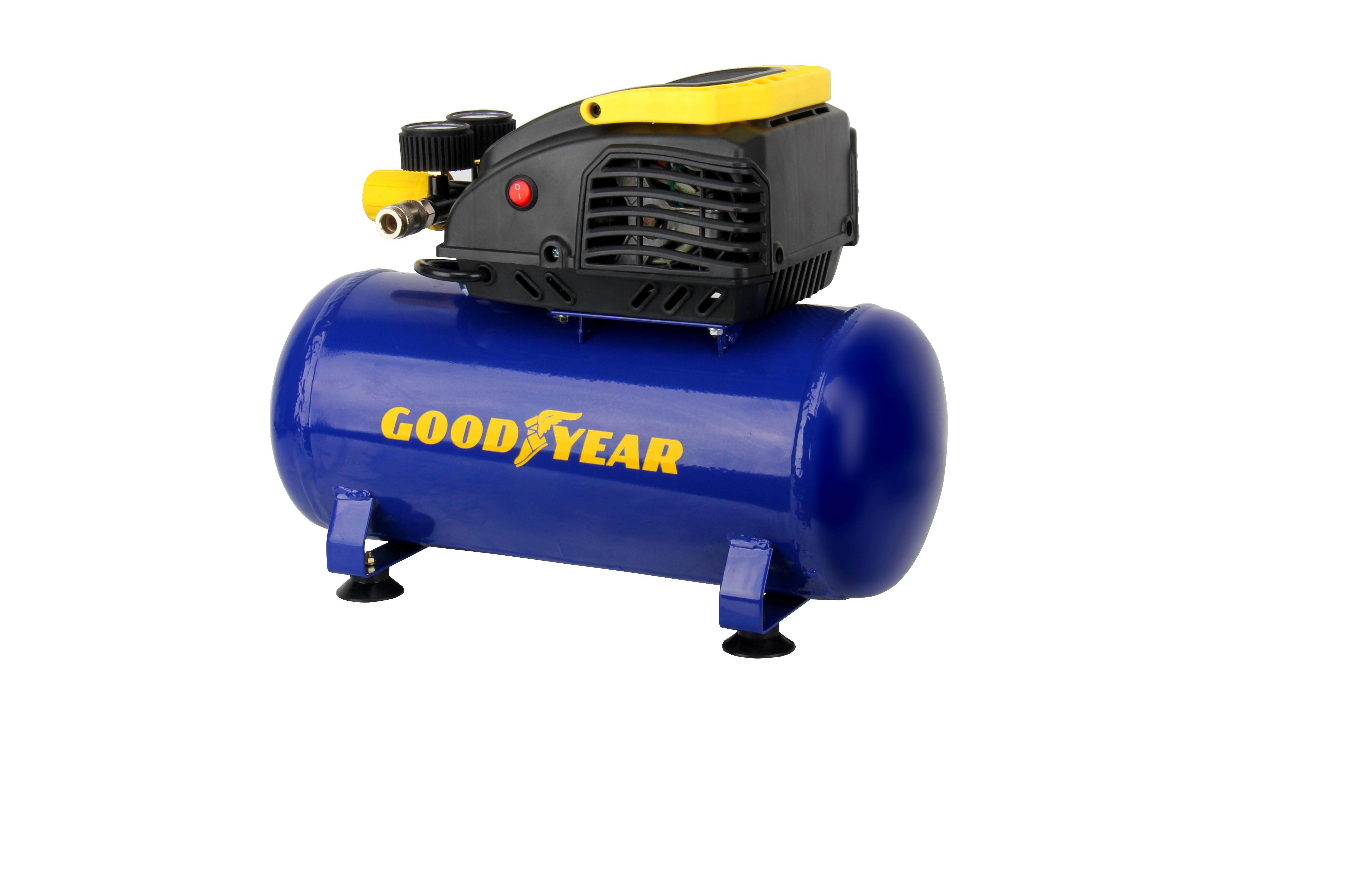 Goodyear 3-Gallon Air Compressor