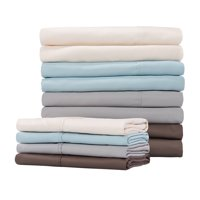 Hotel Style 1100 Thread Count Cotton Rich Sheet Set, 4 Pillowcases