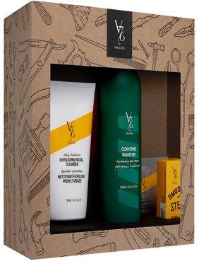 V76 by Vaughn Live Fast Look Sharp Gift Set for Men ($51 Value)