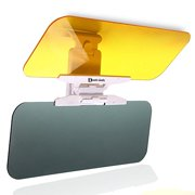 Zento Deals Transparent Sun Visor Day and Night Anti-glare 9fd69a84f9a