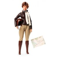 Barbie Inspiring Women Series Amelia Earhart Doll, Iconic Pilot's Look