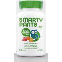 SmartyPants Kids Complete and Fiber Multivitamin Gummies, 90 Ct