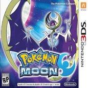 Pokemon Moon, Nintendo, Nintendo 3DS, 045496743949