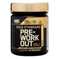 Optimum Nutrition Gold Standard Pre Workout Powder, Pineapple, 30 Servings