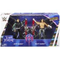 Hardy Boyz (Matt Hardy & Jeff Hardy) - WWE Epic Moments Toy Wrestling Action Figures