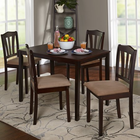 Metropolitan 5-Piece Dining Set, Multiple (Heritage 4 Piece Set)