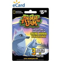 inComm Animal Jam (Email Delivery)
