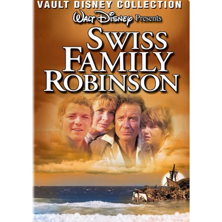 Swiss Family Robinson (Vault Disney Collection) - Halloween Movies For Families List