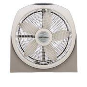 """Lasko 20"""" Wind Tunnel 3-Speed Fan, Model #A20700, Gray with Remote"""