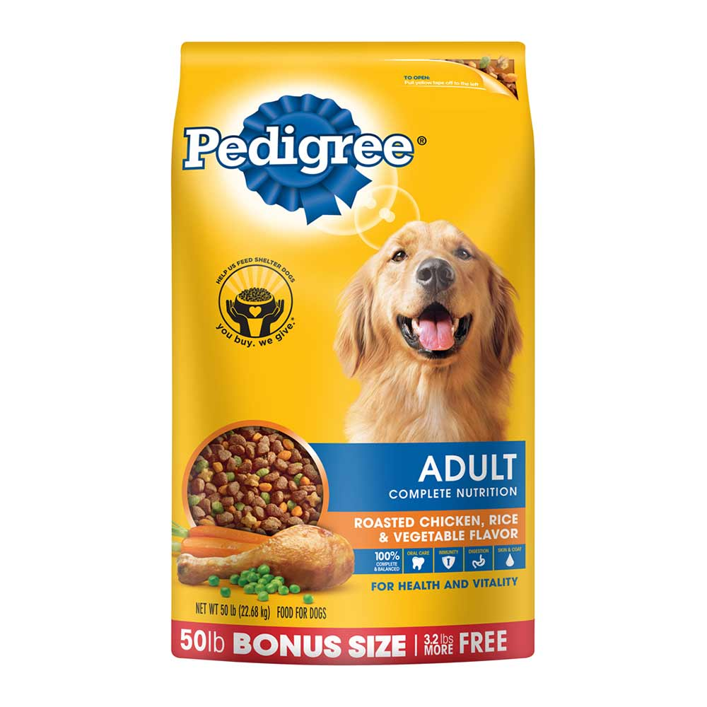 Best Large Dog Dry Food