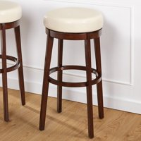 "Avenue Swivel Barstool, 30"", Multiple Colors"