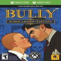 Bully: Scholarship Edition, Rockstar Games, Xbox One/360, 710425498985