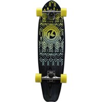 "Kryptonics 28"" Complete Cruiser Skateboard (28"" x 7.5"")"