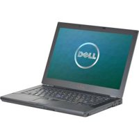 "Refurbished Dell Silver 14.1"" Latitude E6410 WA5-1169 Laptop PC with Intel Core i5-520M Processor, 8GB Memory, 750GB Hard Drive and Windows 10 Home"