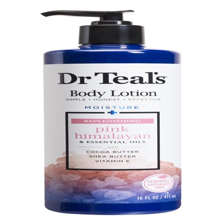 Dr Teal's Pink Himalayan Body Lotion, 16 oz 16 Oz Sensual Body Lotion