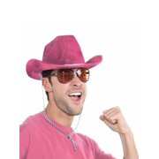 651cc9b69da0d2 Pink Cowboy Hat Halloween Costume Accessory