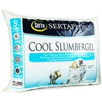 Sertapedic Cool Slumber Gel Pillow