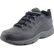 d8828c957a9 Easy Spirit Romy Women Round Toe Leather Gray Walking Shoe