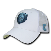 cf5fa4315d2af4 NCAA Columbia University Lions Curved Bill Structured Trucker Baseball Caps  Hats
