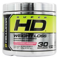 Cellucor - Super HD Weight Loss Strawberry Lemonade 30 Servings - 180 Grams