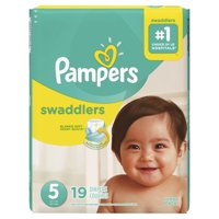 Pampers Swaddlers Diapers Size 5 19 Count