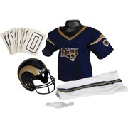Franklin Sports NFL Los Angeles Rams Youth Licensed Deluxe Uniform Set 52f2ca571