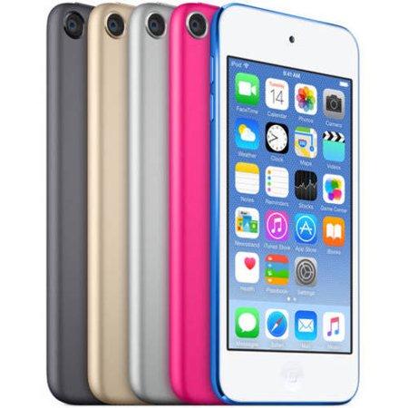 Apple iPod Touch 6th Generation 16GB Refurbished - Ipod Nano 4 Gb 2nd Gen