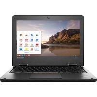 "Refurbished Lenovo Thinkpad 11.6"" Chromebook Laptop Intel Celeron Quad Core 1.83Ghz 4GB 16GB"