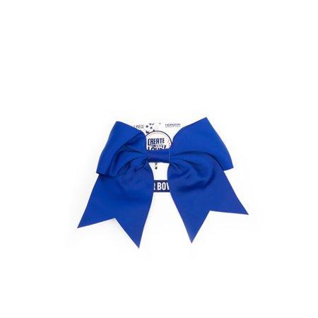 Create Out Loud Blue Grosgrain Hair Bow, 1 Each](Blue Bows)