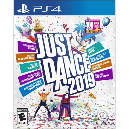 Just Dance 2019 - PlayStation 4 Standard Edition - Halloween Theme Just Dance