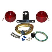 trailer wiring economy round trailer light kit wiring harness