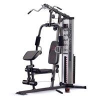 Marcy Pro MWM-988 Home Gym System 150 Pound Adjustable Weight Stack Machine