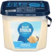 Blue Ribbon Classics Vanilla Ice Cream Pail 128 Fl Oz
