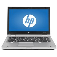 "Refurbished HP 14"" EliteBook 8470P WA5-0891 Laptop PC with Intel Core i5-3210M Processor, 8GB Memory, 320GB Hard Drive and Windows 10 Pro"