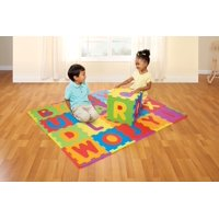 Deals on Spark. Create. Imagine. ABC Foam Playmat Learning Toy Set 28 Pc
