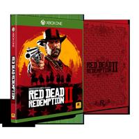 Red Dead Redemption 2 Steelbook Edition, Rockstar Games, Xbox One, 710425590481