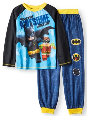 084894ecf Blue Little Boys Pajama Sets - Walmart.com