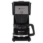 BUNN Speed Brew Classic Black Coffee Maker, Model GRB