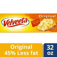 (2 Pack) Velveeta Original Cheese 32 oz. Box