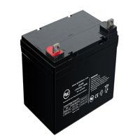 Solar Booster Pac ESP5500 12V 35Ah Jump Starter Battery - This is an AJC Brand Replacement