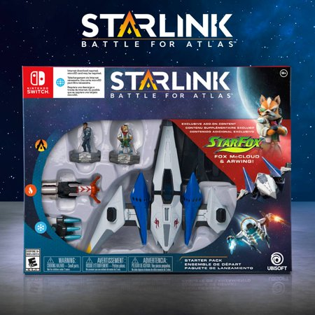- Starlink: Battle for Atlas Starter Pack, Ubisoft, Nintendo Switch, 887256032173